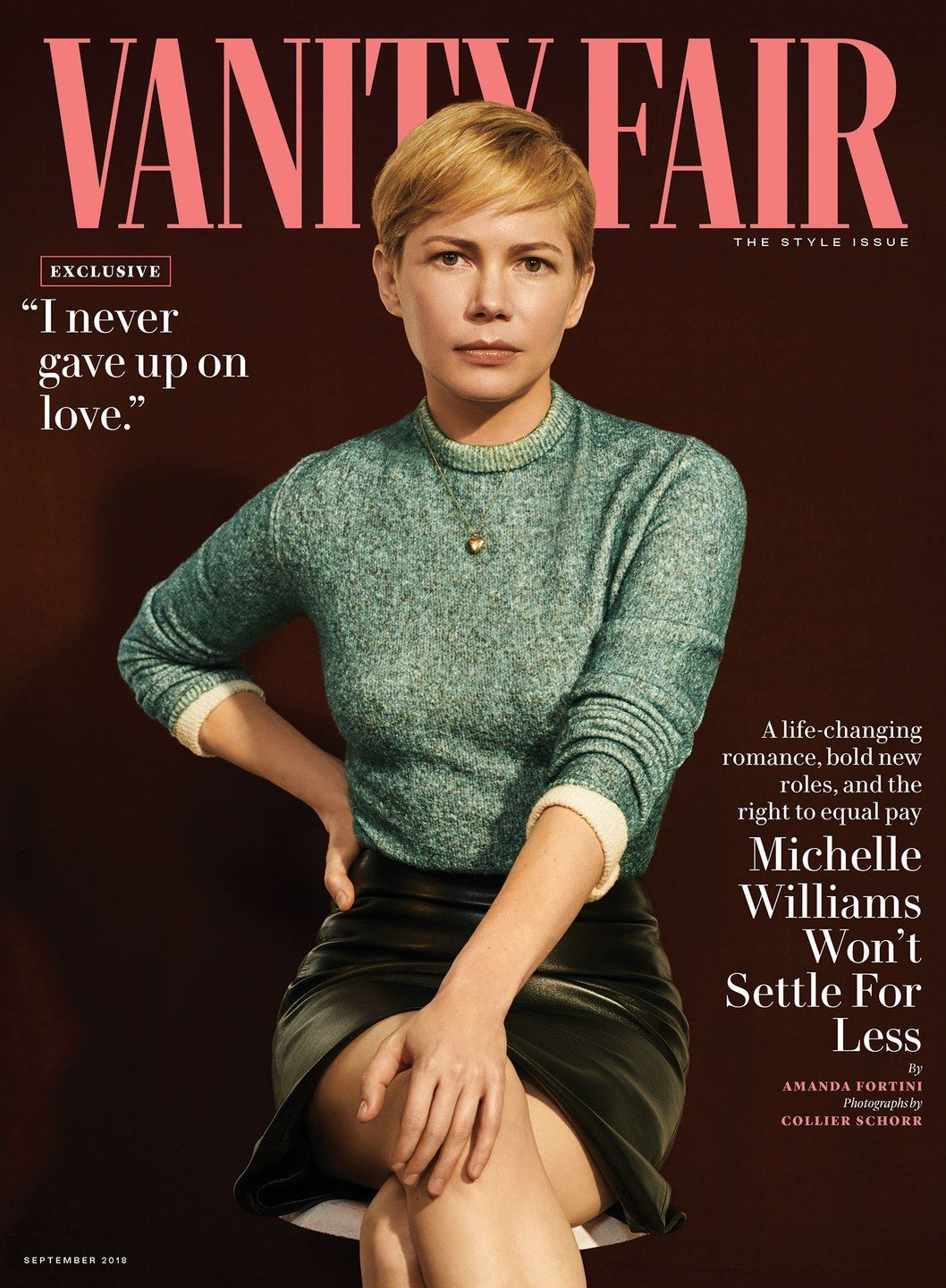 cover story michelle williams on her private wedding and