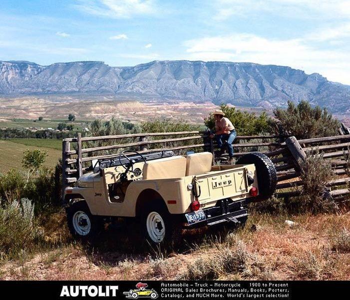 Old Postal Jeeps For Sale: Cj5 1972-1975 - Jeep-CJ Forums
