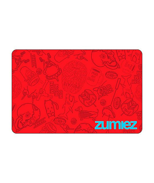 Buy A Physical Zumiez Gift Card That You Can Use Online Or At Any Store Location Denomination From 10 500 Free Shipping On All Cards