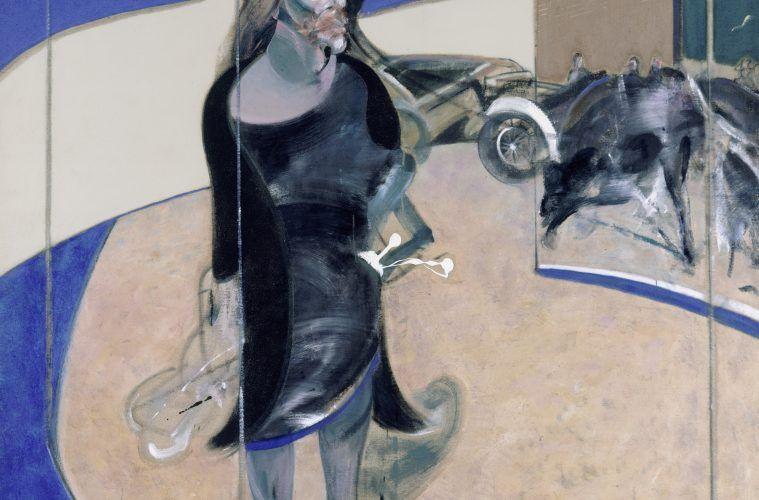 Francis Bacon y sus habitaciones invisibles | Jaque al arte