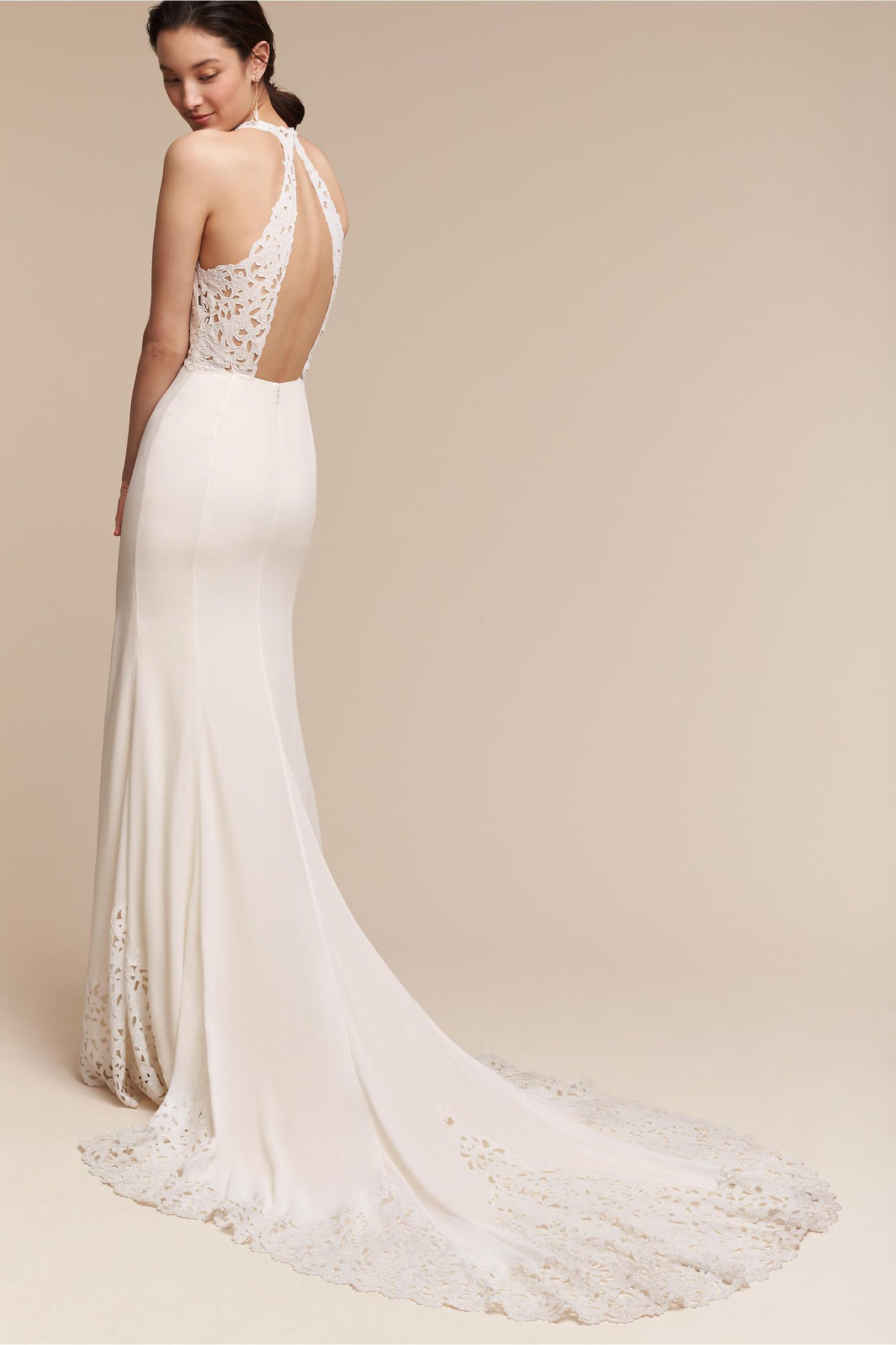 sundress wedding dress BHLDN Cruz Gown in Bride Wedding Dresses BHLDN