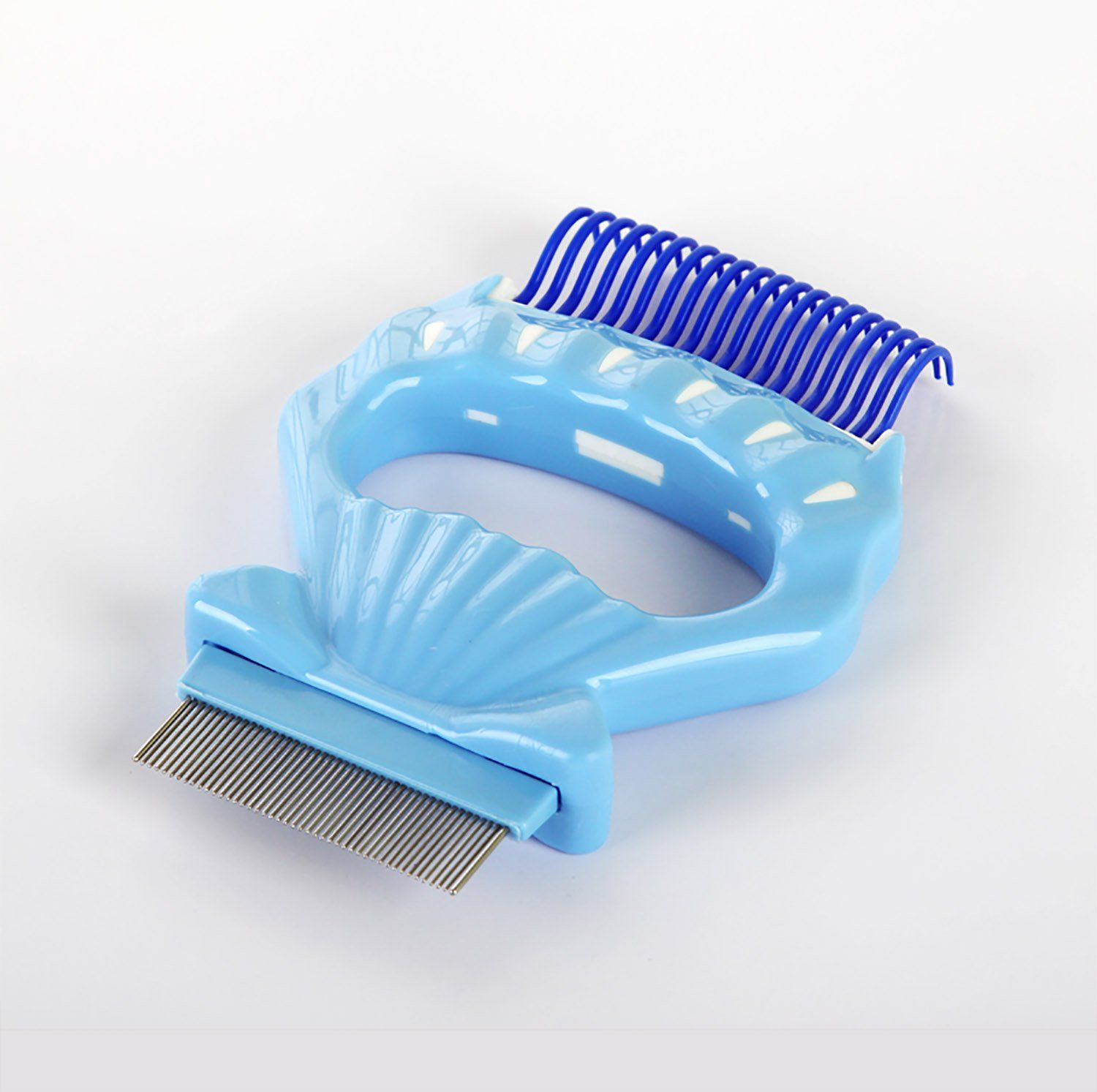 Professional Brush For Dogs Puppy Cats Rabbits Pet Grooming Brush Removes Mats Tangles Comb For Dematting And Cl Dog Grooming Dog Teeth Cleaning Cat Grooming