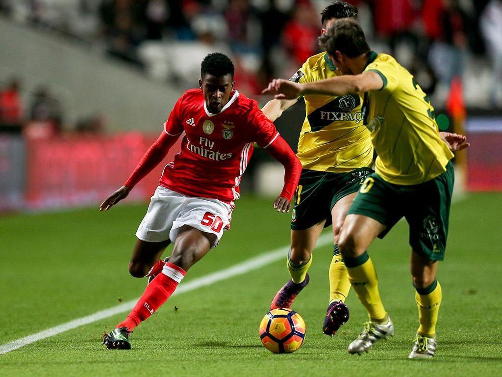 «Podem estar tranquilos, estou completamente focado no Benfica»