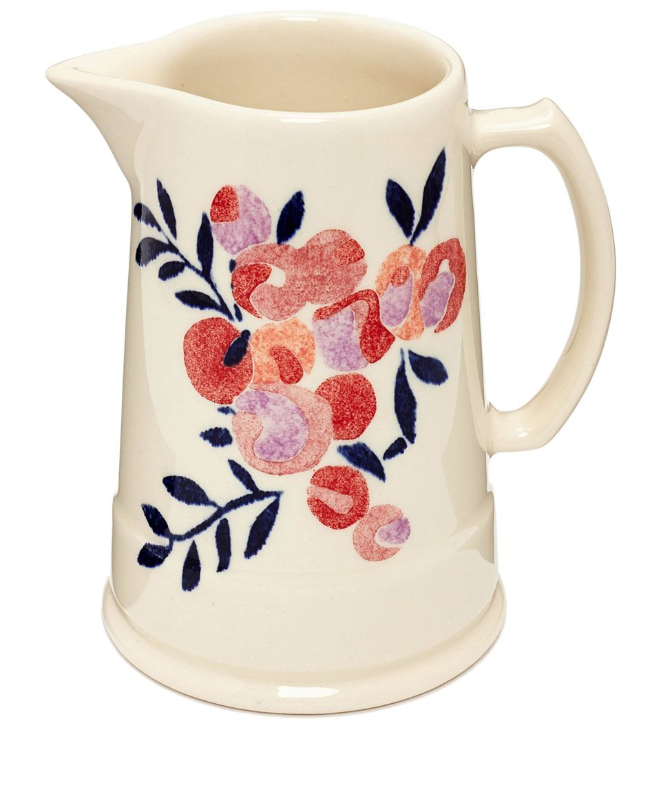 Flowers of Liberty Wiltshire Liberty Print Jug | Kitchen and Dining | Liberty.co.uk