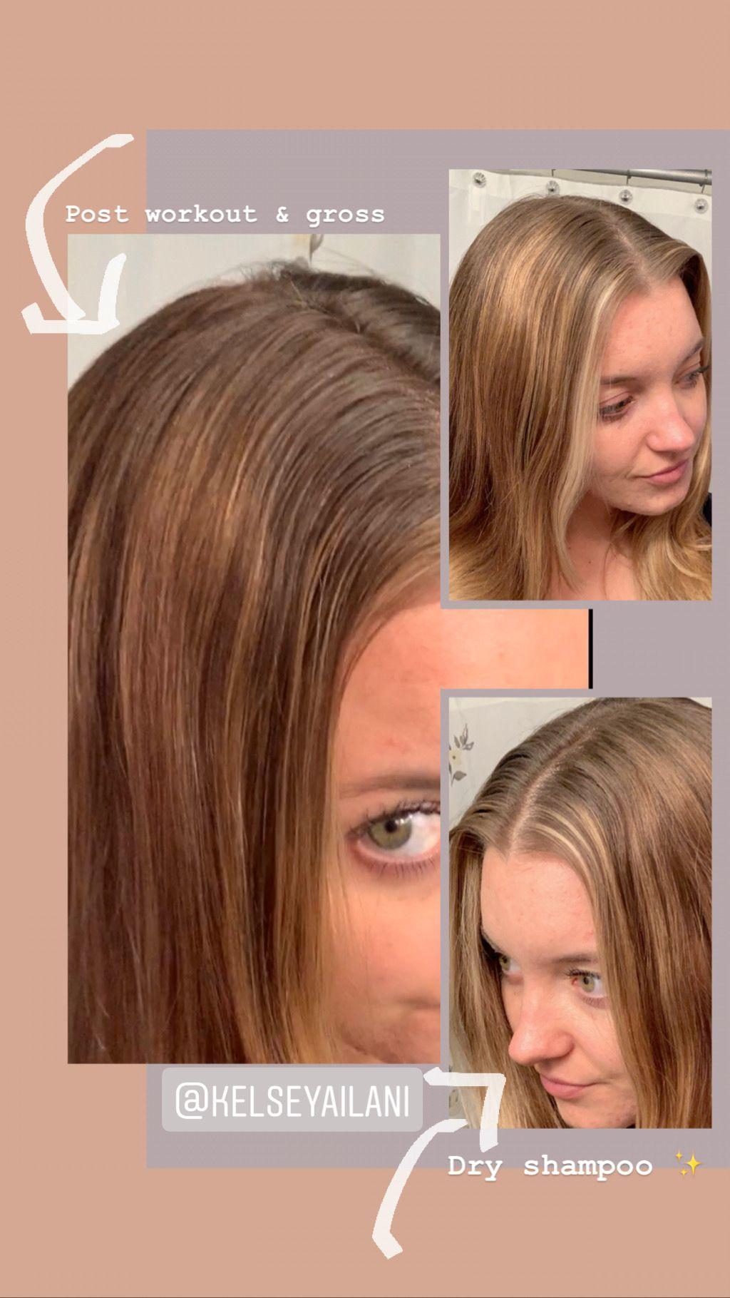 Dry Shampoo Monat Hair Aging Hair Care Anti Aging Hair