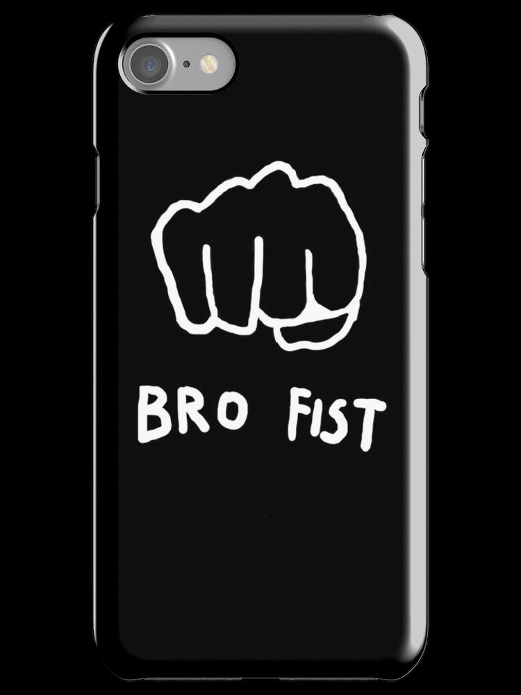 BRO FIST PEWDIEPIE STYLE iphone case