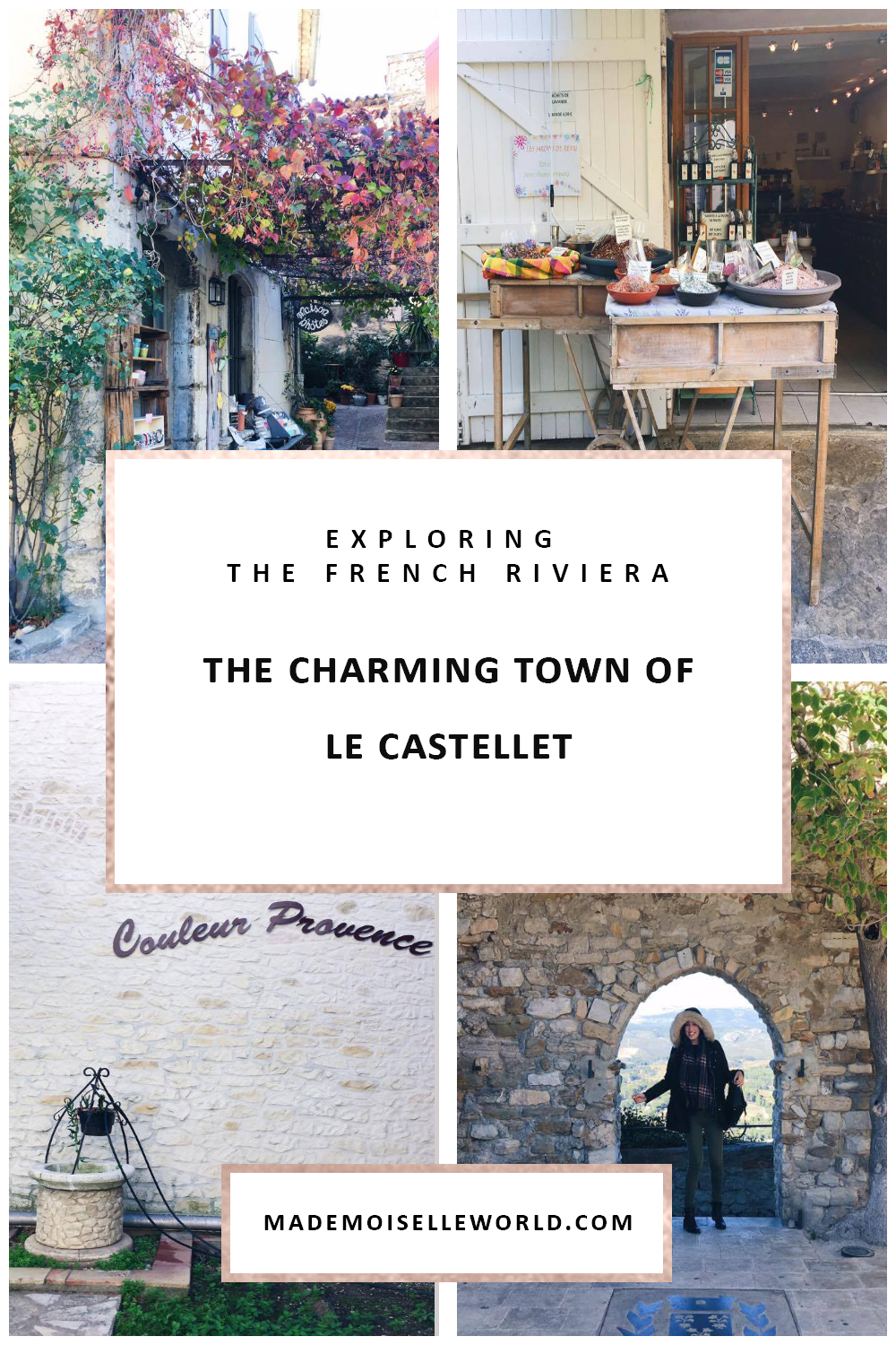 Exploring the French Riviera The Charming Town of Le