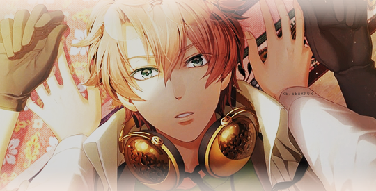 (insert new or old text) Code realize, Cute anime boy