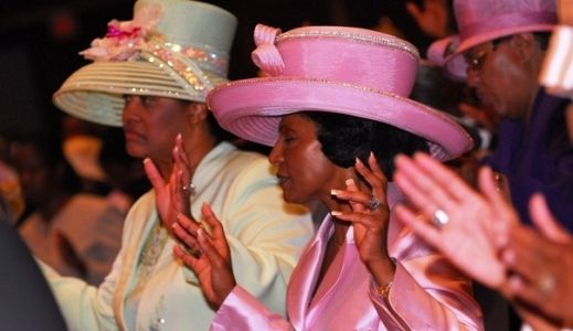 3774b4cfebd English Americans | Hat and halos | Church hats, Hats for women ...