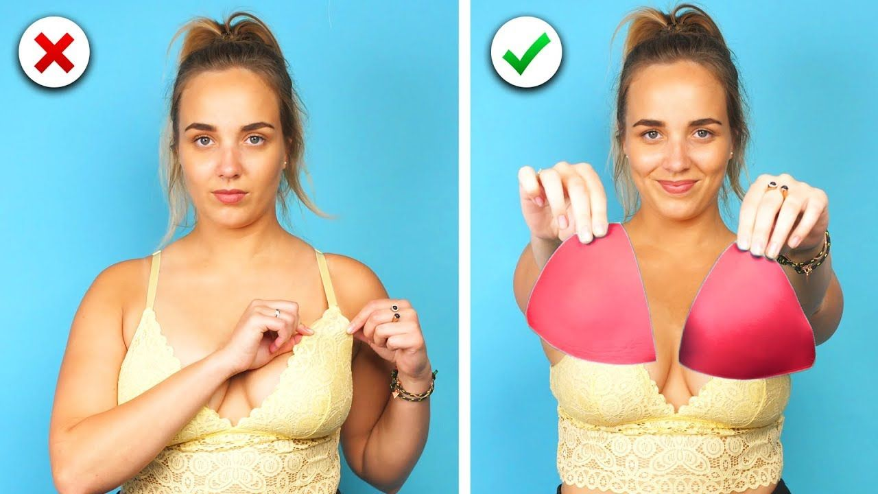 cf69ccc6e9a 14 Quick And Easy Bra Hacks and More Girl Hacks You Will Love ...