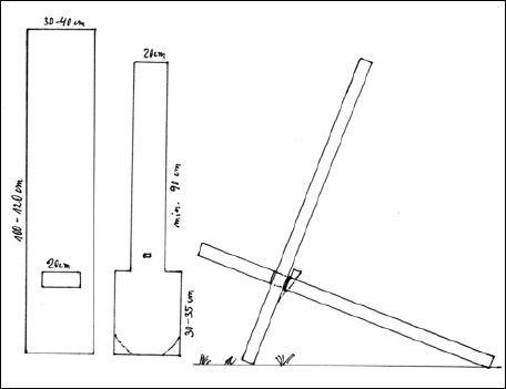 hirtsenstuhl steckstuhl pinterest holz mittelalter. Black Bedroom Furniture Sets. Home Design Ideas