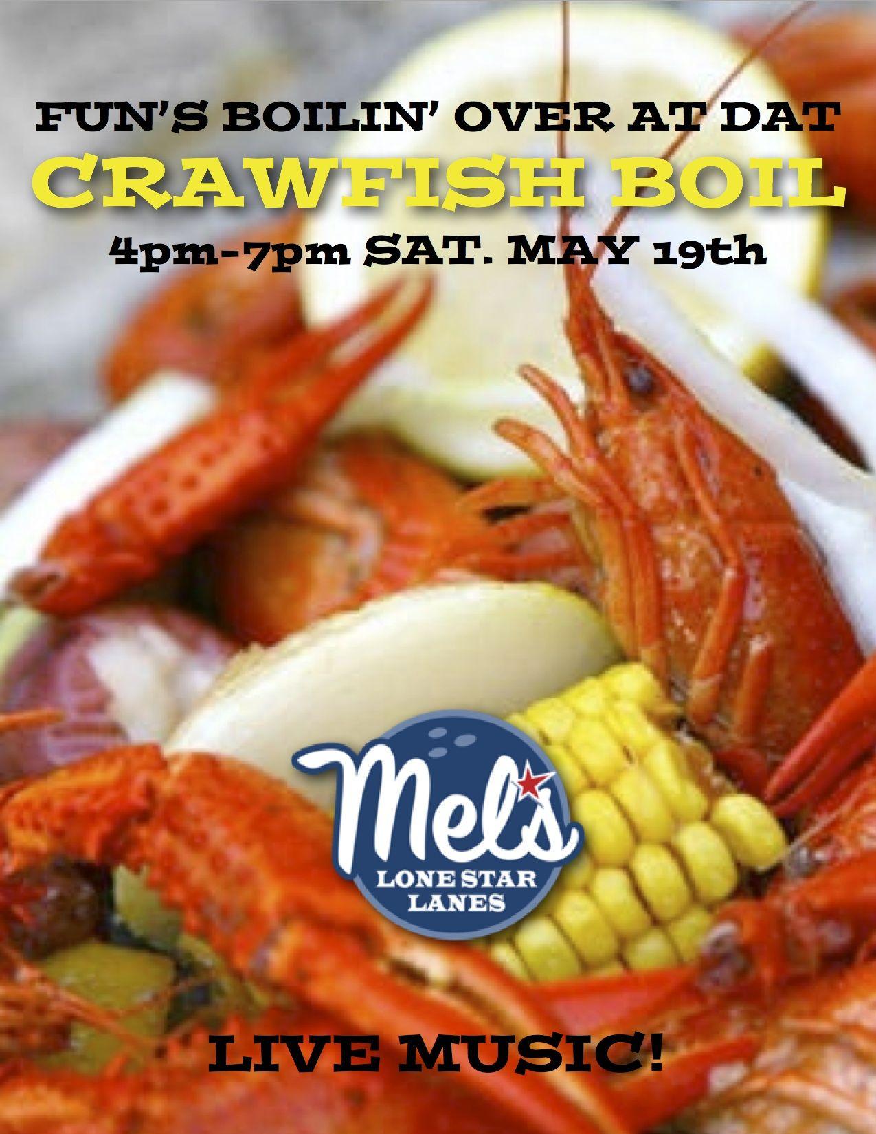 Crawfish Boil 2012. Crawfish