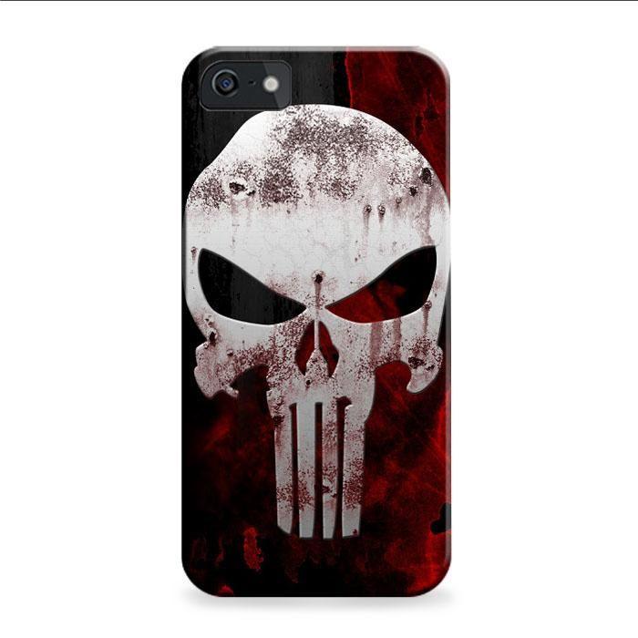 Logo Skull Bloody iPhone 6 | 6S 3D Case