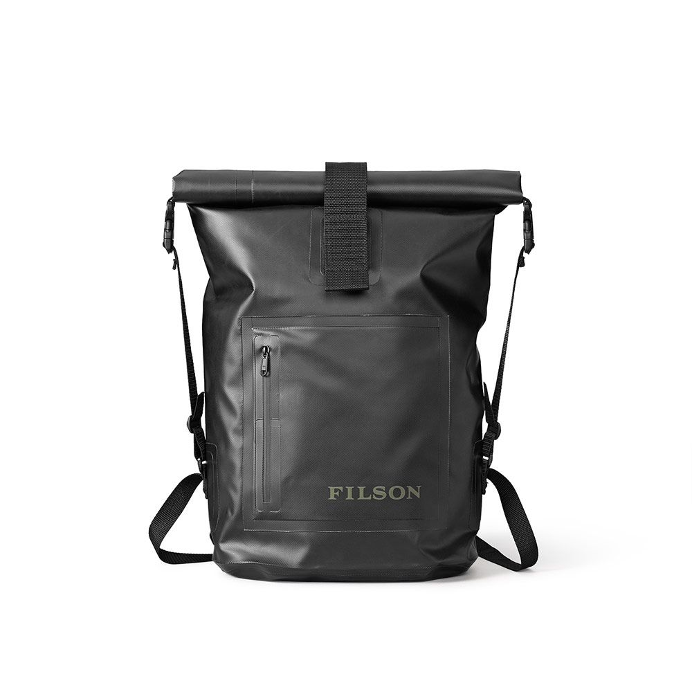 5fd074e5db Dry Day Backpack by Filson. This thing is water proof! Doubles as my work  backpack and weekend bag.