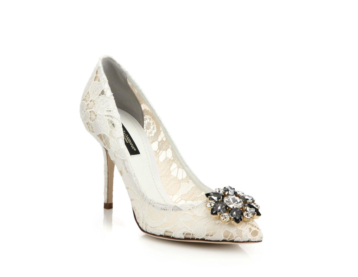 View entire slideshow: Fairytale Wedding Shoes on http://www.stylemepretty.com/collection/4231/