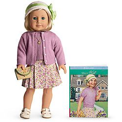 Fit For 18/'/' American Girl Light Pink Meet Outfit Knee High Socks Doll Accessory