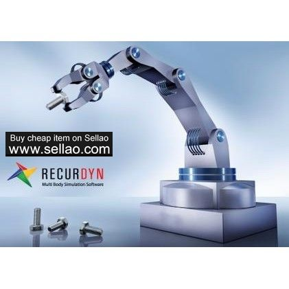 250 00 USD FunctionBay RecurDyn V9R1 SP1 1 full version | Software