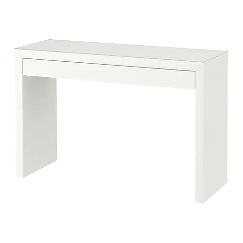 MALM White Dressing Table - Popular & Stylish - IK