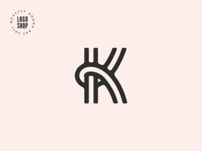 The Logo Shop Pick No 4 Typo Logo Design Monogram Logo Design Minimal Logo Design Inspiration