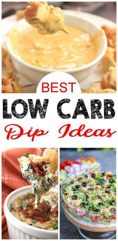 BEST Keto Dip! Leichter und einfacher Low Carb Dip, den jedes Publikum lieben und wollen wird! ...
