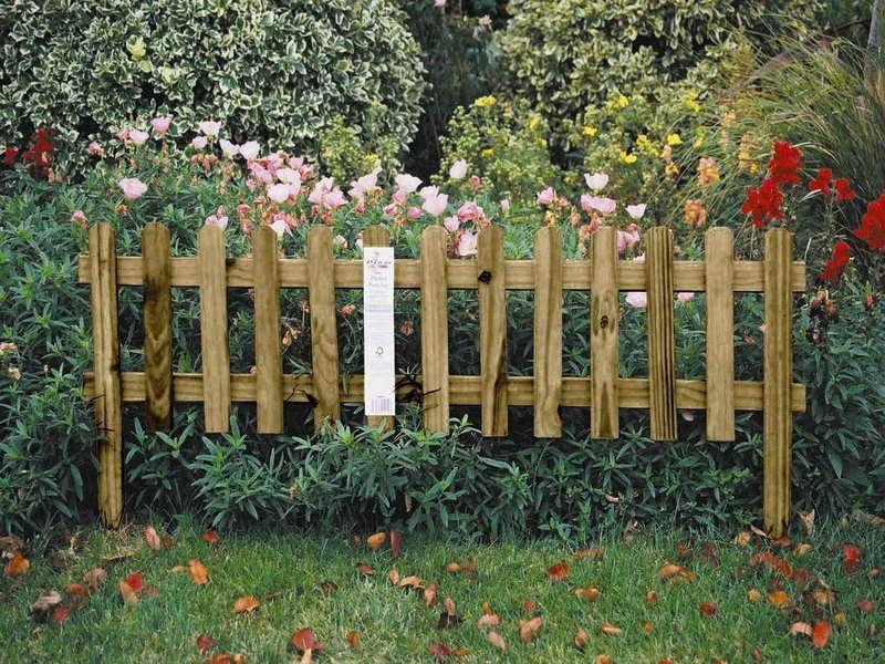 Small Garden Fence Ideas Small Garden Fence Picket Fence Garden