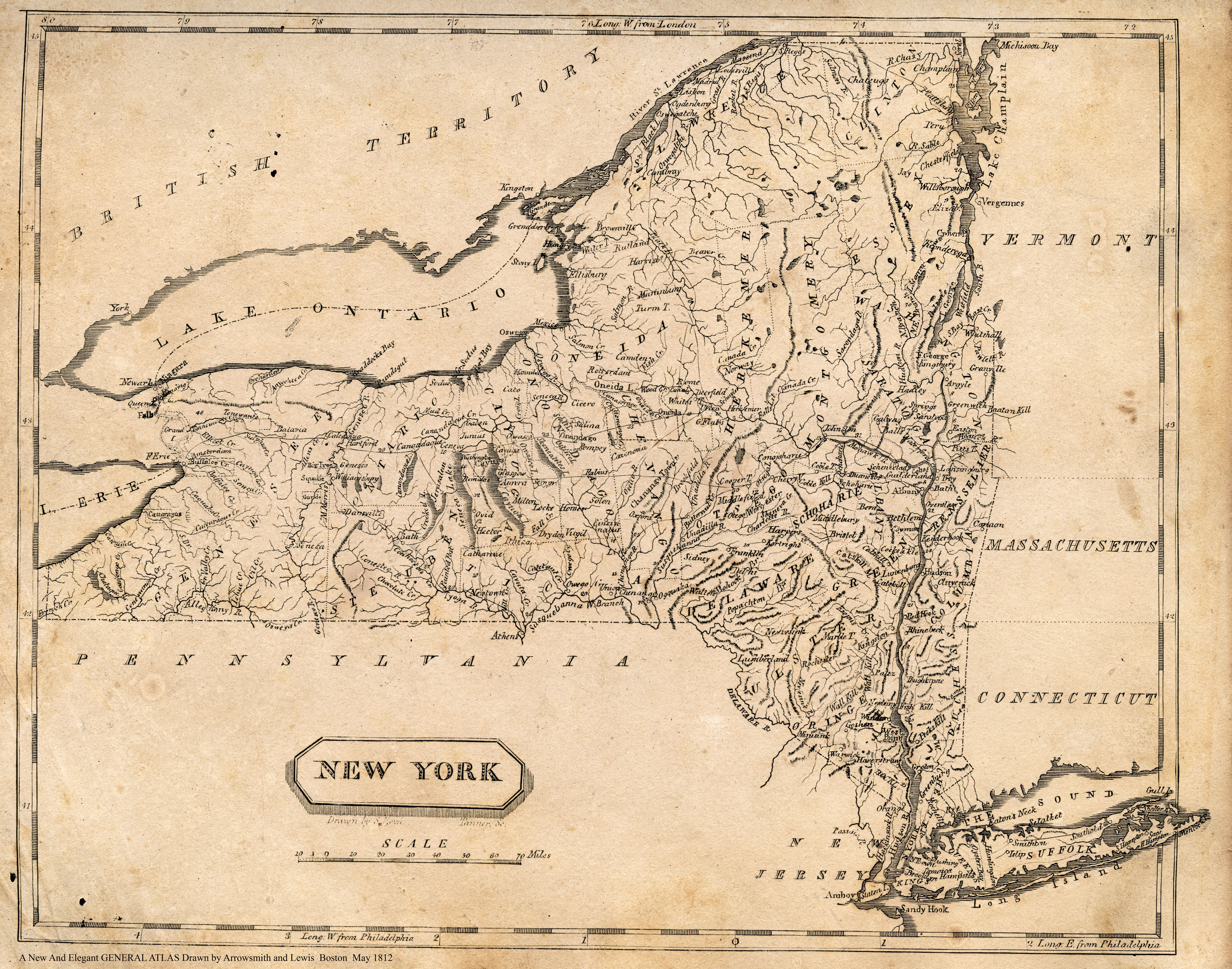 Ny State Map What Was Pinterest Mid Atlantic States - Ny state map