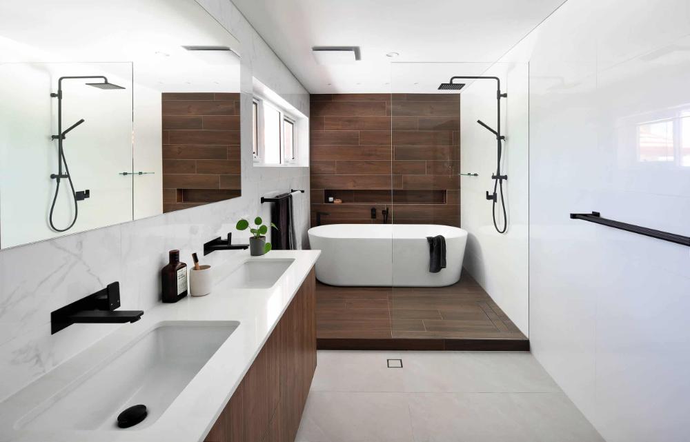 Trendy Bathroom Design, Trendy Bathroom Decor