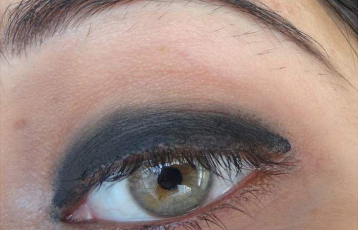 Wie man dickere Wimpern mit Mascara bekommt, #bekommt #