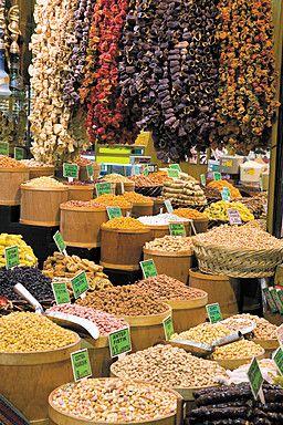 Spice souk in Istanbul