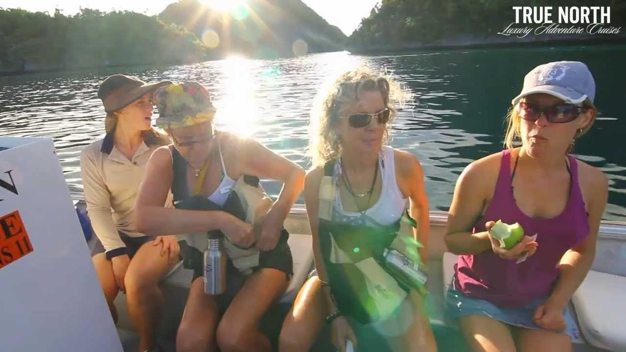 TRUE NORTH TV: Raja Ampat Explorer (West Papua) - Episode 1