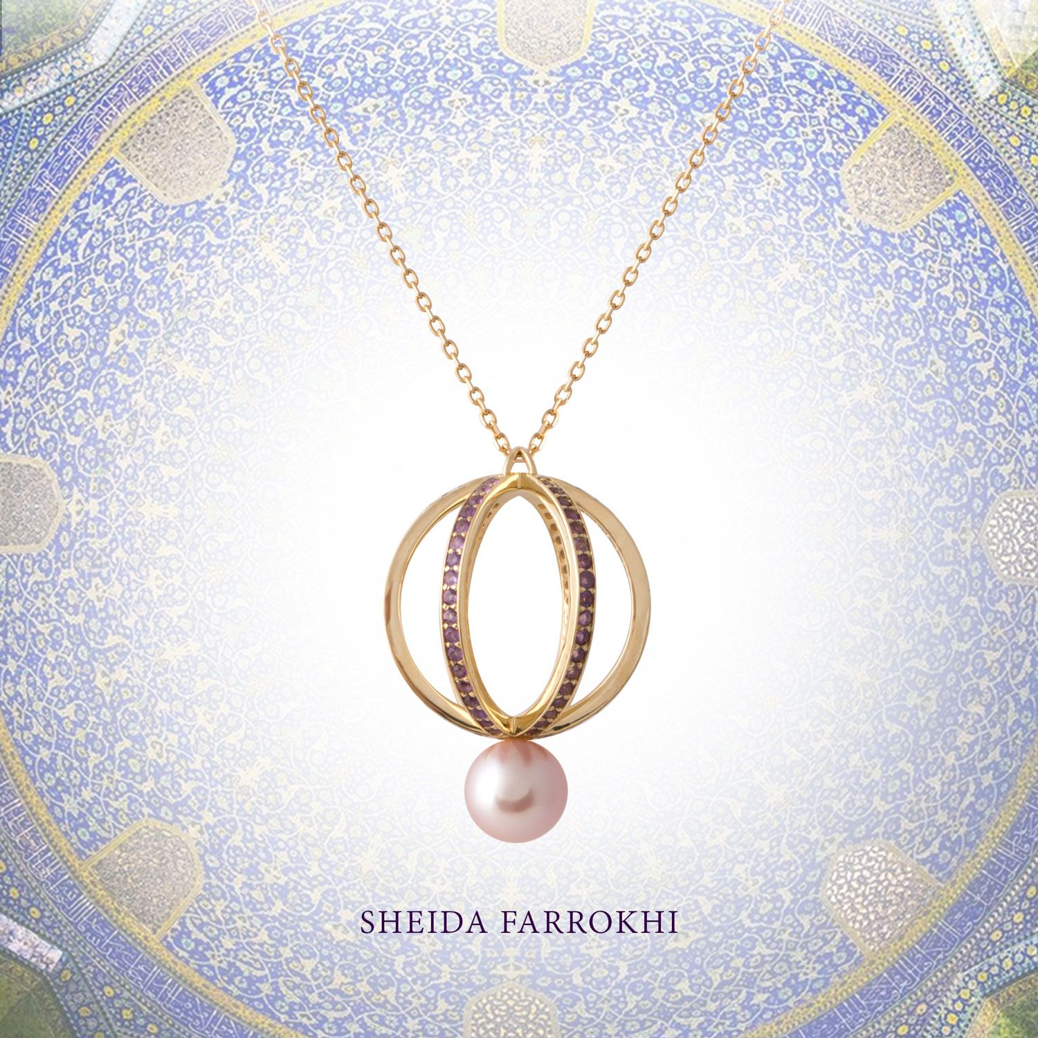Around The City Diamontrigue Jewelry: Isfahan Collection Is Inspired By The Beautiful Isfahan