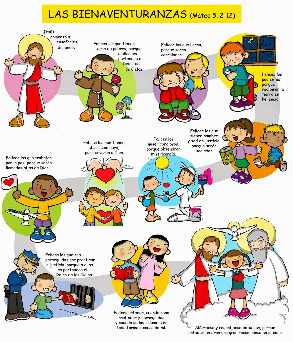Resultado de imagen para imagenes de mateo Mt 4, 25—5, 12 para niños