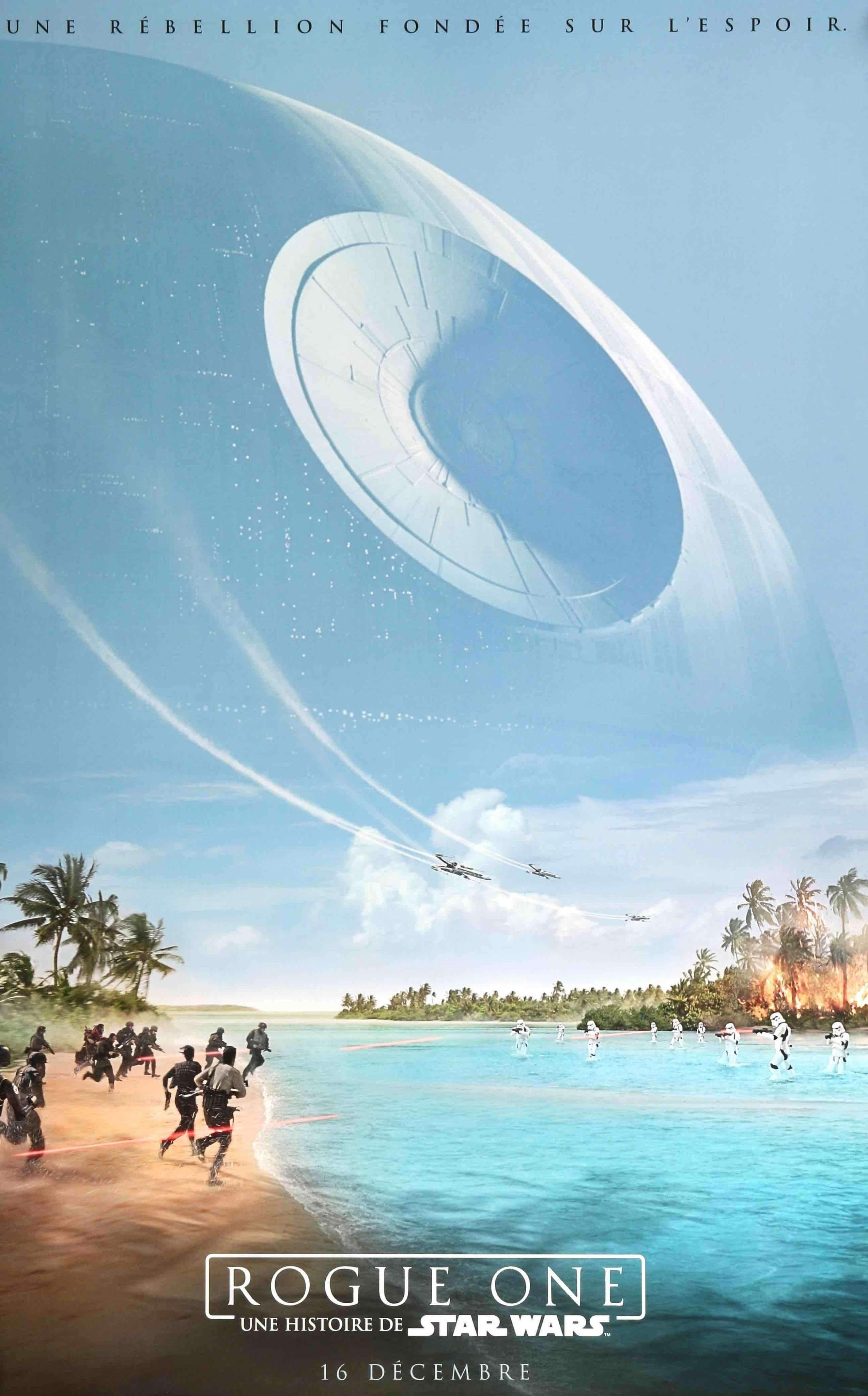 Rogue One A Star Wars Story 2016 Rogue One Star Wars Star Wars Poster Rogue One Poster