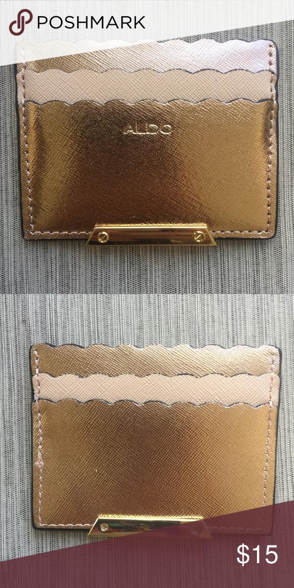Aldo wallet/card case NWT New with tags, Aldo card case Aldo Accessories Key & Card Holders