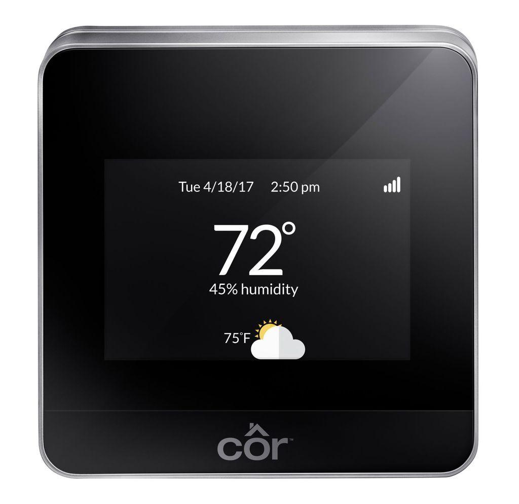 Côr TPWEM01A Programmable WiFi® Thermostat