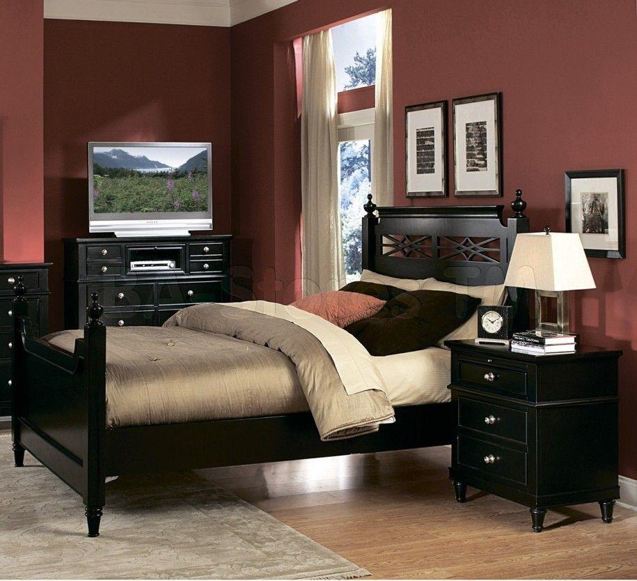 3 the side table Home Pinterest Black bedroom furniture