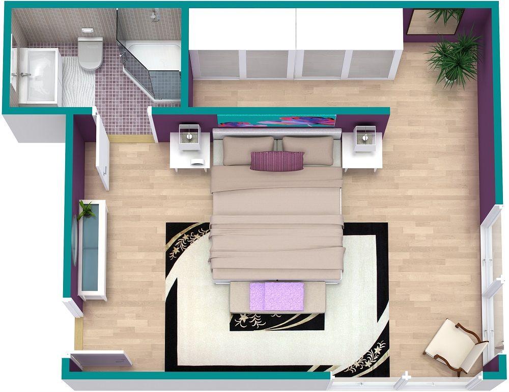 Bedroom Floor Plan Master Bedroom Plans Bedroom Floor Plans