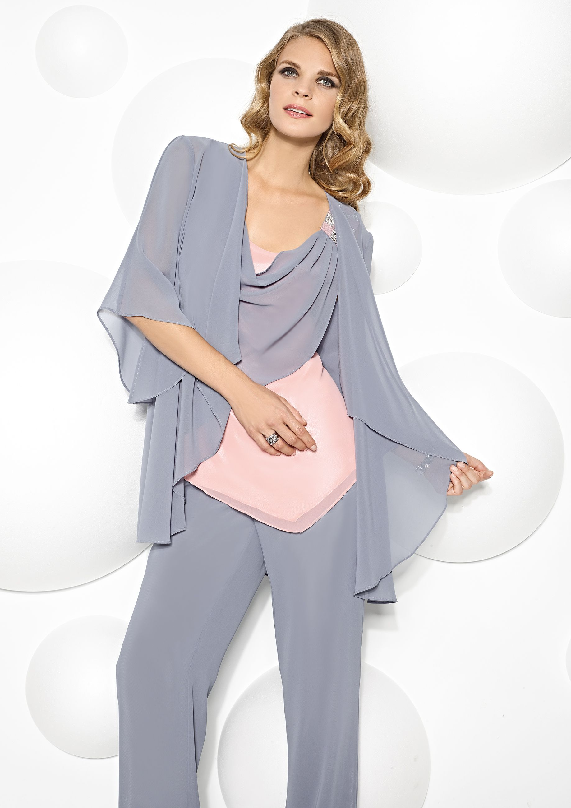 Floaty trouser suit by Cabotine and it comes in various colours ...