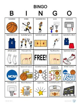 naming words for basketball march madness in 2019 speech language connections to reading. Black Bedroom Furniture Sets. Home Design Ideas