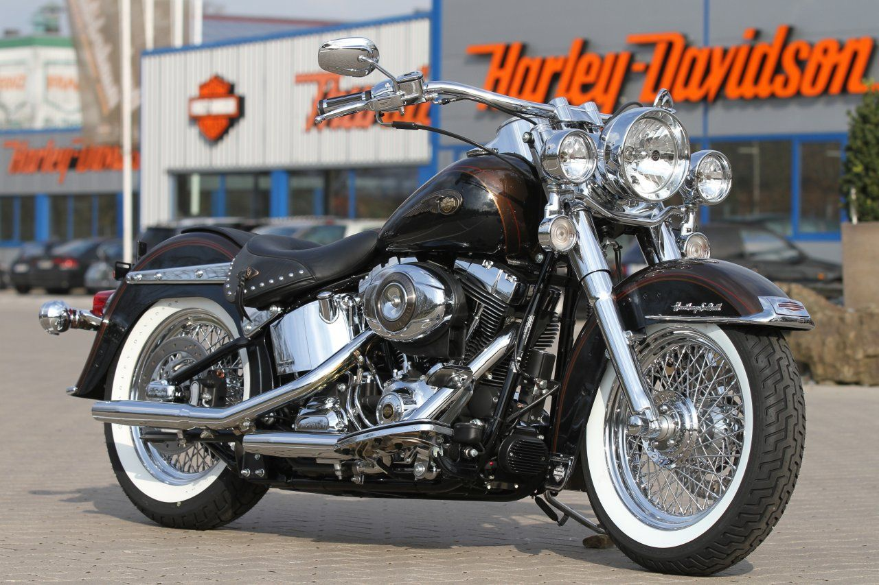 harley softail heritage 110th by thunderbike harley. Black Bedroom Furniture Sets. Home Design Ideas