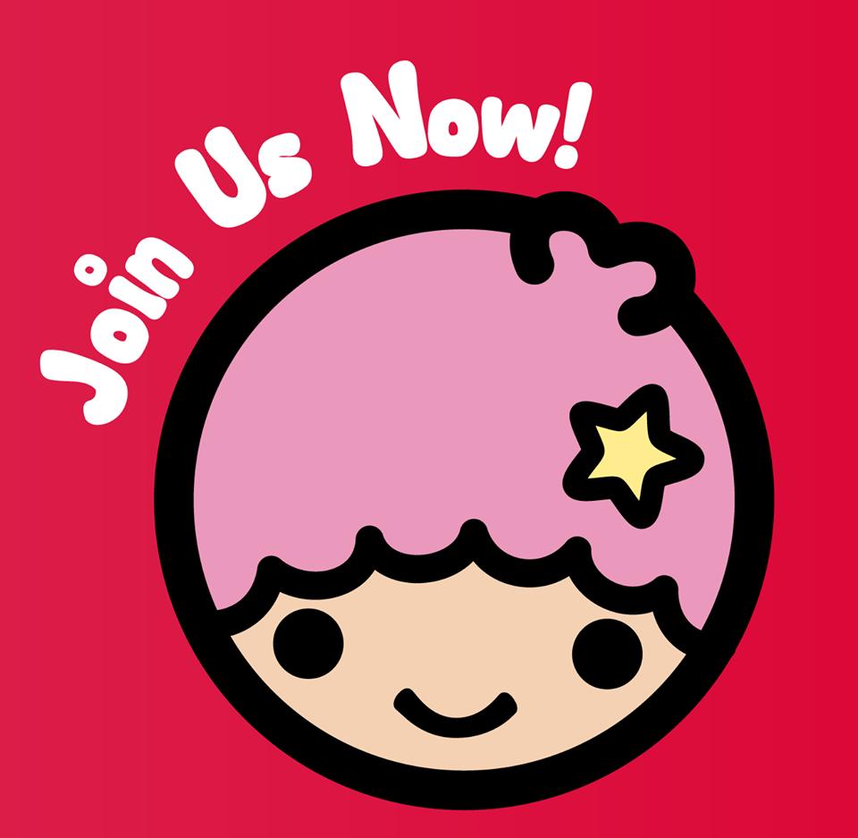 Join Us Now Sanrio Gift Gate Hong Kong Little Twin Stars Dibujos