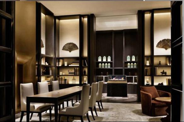 Yabu Pushelberg Bar Lounge Hotel Interiors Dining Rooms Room Sets