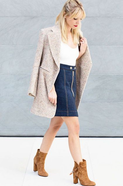 How to style summer to fall transition pieces, featuring BAZAAR's Kerry Pieri.