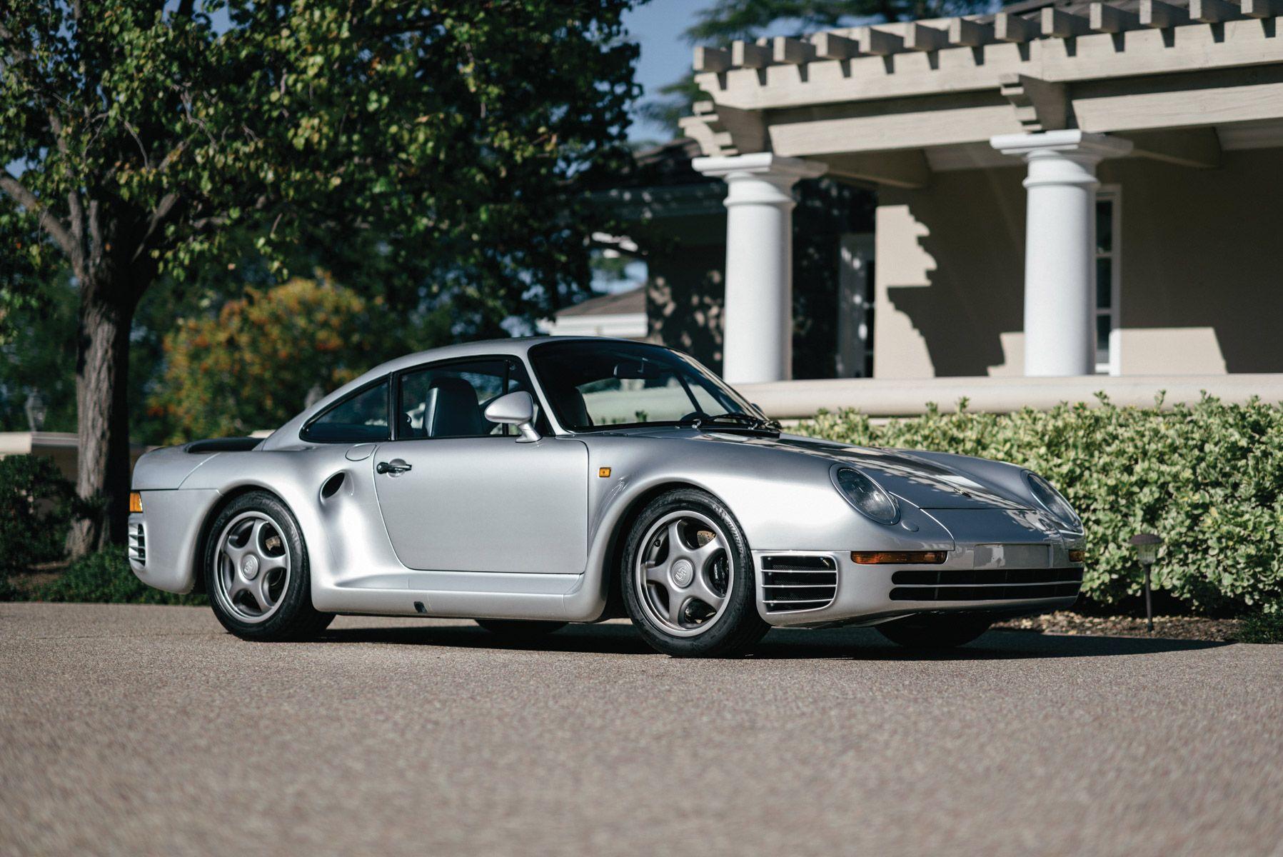Porsche S Hypercar Genesis