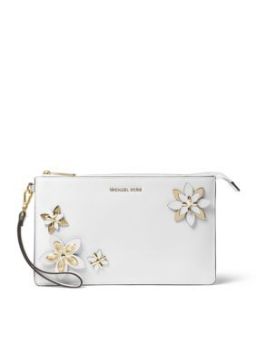 8887fdfc5f MICHAEL Michael Kors Flowers Daniela Large Wristlet | Products ...
