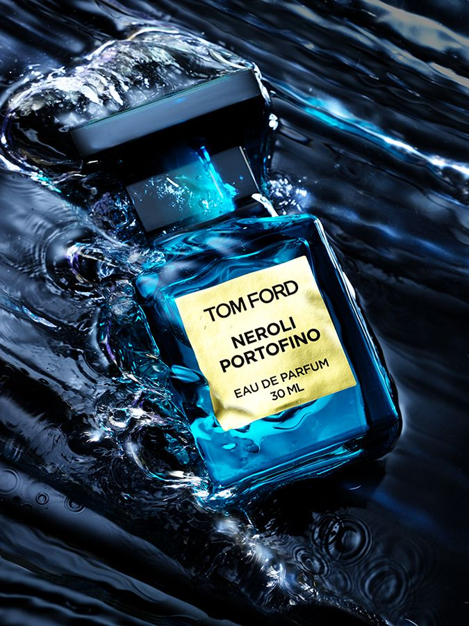 Barry Makariou Liquid Product Photography Film Liquid Tom Ford Fragrance Perfume Perfume Photography