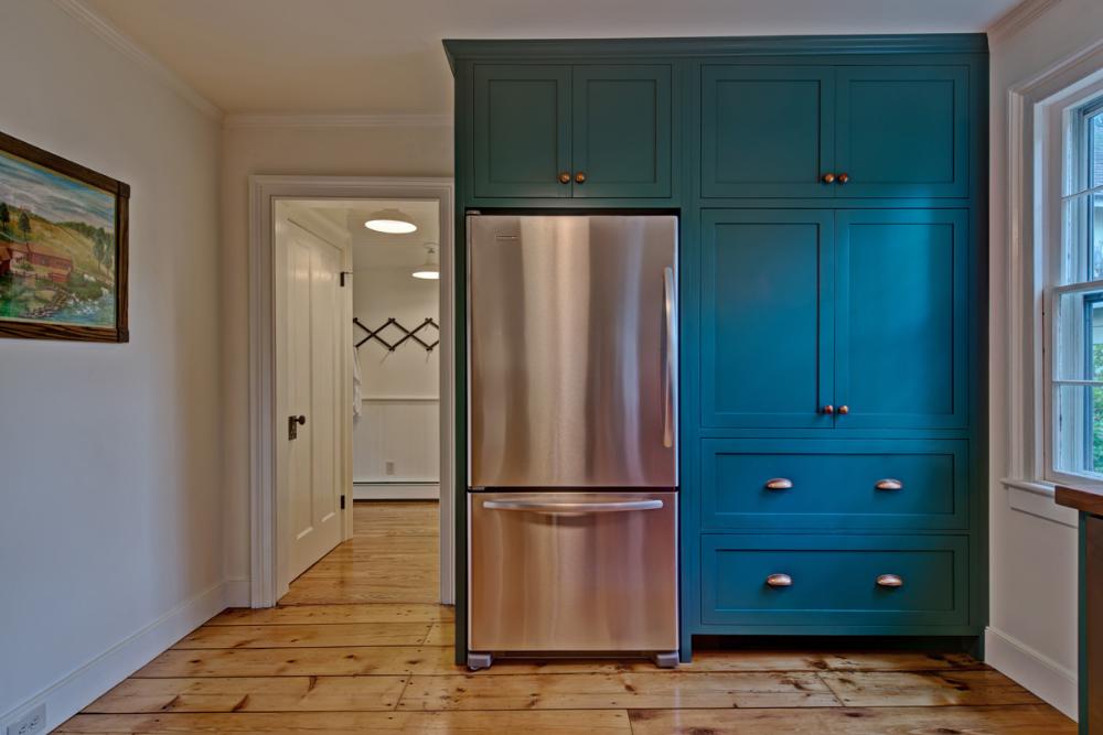 Project Kitchen Rowan Woodwork Custom Cabinetry In Kingston