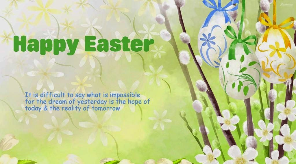 Happy EasterDay SMS Messages easter day celebration – Easter Messages for Cards