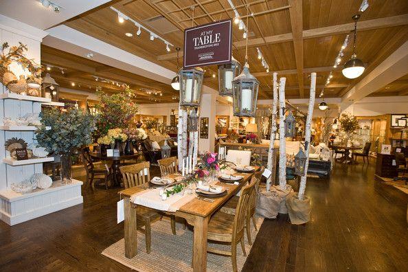 pottery barn store - Google Search | Design | Table ...