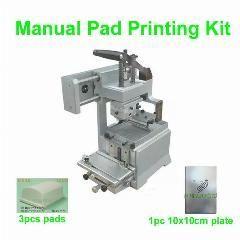 $21 OFF ] Manual Pad Printing Machine Kit No Sealed Ink Cup